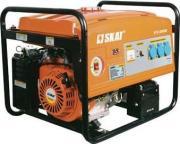 Бензиновый генератор SKAT УГБ-5000E