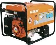 Бензиновый генератор SKAT УГБ-6000E