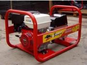 Бензиновый генератор Вепрь АСП БТ180-5/230 BX