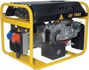 Бензиновый генератор Wacker GV 7003a