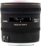 Объектив Sigma AF 4.5mm f/2.8 EX DC HSM Circular Fisheye Canon EF-S