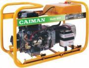 Дизельный генератор Caiman Master 6010DXL15 DEMC