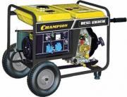Дизельный генератор Champion DG 3600E