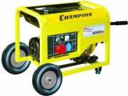 Дизельный генератор Champion DG 6000E-3