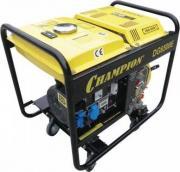 Дизельный генератор Champion DG 6500E