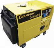 Дизельный генератор Champion DG 6500ES