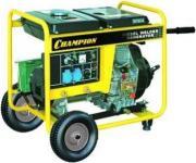 Дизельный генератор Champion DW 190AE