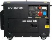 Дизельный генератор Hyundai DHY8000SE-3