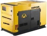 Дизельный генератор Kipor KDE9000SS3