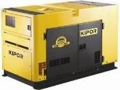 Дизельный генератор Kipor KDE9000SSP3