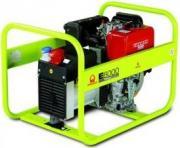 Дизельный генератор Pramac E 6000