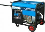 Дизельный генератор ТСС SDG 6500 EH