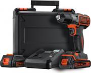 Дрель Black & Decker ASD-14KB