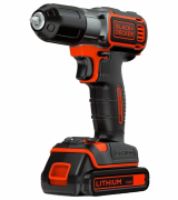 Дрель Black & Decker ASD-18K