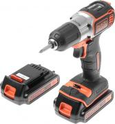 Дрель Black & Decker ASD-18KB