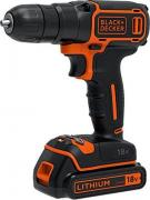 Дрель Black & Decker BDCDC18K-QW