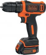 Дрель Black & Decker BDCDD-12KB