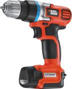 Дрель Black & Decker EGBL-18KB-QW