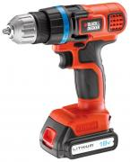 Дрель Black & Decker EGBL-18KB