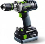 Дрель Festool PDC 18/4 Li 5.2 Plus
