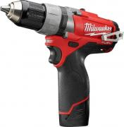Дрель Milwaukee M 12 CDD-0