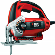 Электролобзик Black & Decker KS-950SLK