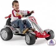 Электромобиль Injusa GO-Kart BIG Wheels