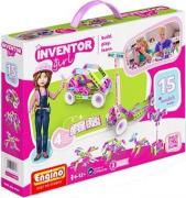 Конструктор Inventor Girl Engino IG15