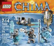 Конструктор Legends of Chima Lego 70232