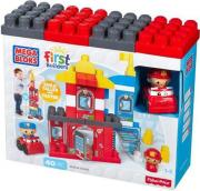 Конструктор First Builders Mega Bloks CNG25