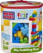 Конструктор First Builders Mega Bloks CYP72