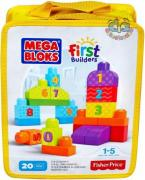 Конструктор First Builders Mega Bloks DLH85