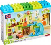 Конструктор First Builders Mega Bloks DPJ58