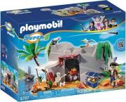 Конструктор Супер 4 (Super 4) Playmobil 4797