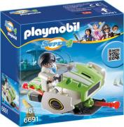 Конструктор Супер 4 (Super 4) Playmobil 6691