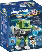 Конструктор Супер 4 (Super 4) Playmobil 6693