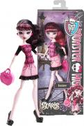 Кукла Mattel Monster High Дракулаура (Скариж)