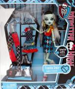 Кукла дизайнер (Стиль) Mattel Monster High Фрэнки Штейн (Я люблю моду)