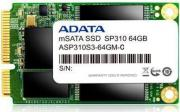 SSD диск A-data ASP310S3-64GM-C