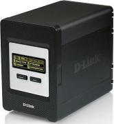 NAS-устройство D-Link DNS-343