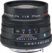 Объектив Pentax SMC FA 77mm f/1.8 Limited