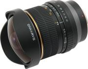 Объектив Samyang 8mm f/3.5 AS IF MC Fish-eye CS Pentax KA/KAF/KAF2