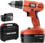 Шуруповерт Black & Decker EPC-18CABK