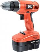 Шуруповерт Black & Decker EPC-18CAK