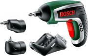 Шуруповерт Bosch IXO 4 Upgrade set