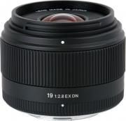 Объектив Sigma AF 19mm f/2.8 EX DN Sony E