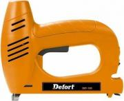Степлер Defort DET-100
