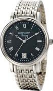 Женские наручные часы Romanson TM1274LW-BK