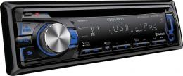 автомагнитола 1 din Kenwood KDC-BT42U