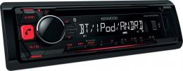 автомагнитола 1 din Kenwood KDC-BT500U